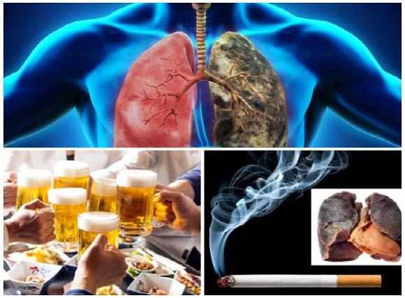 Cách phòng ngừa ung thư phổi