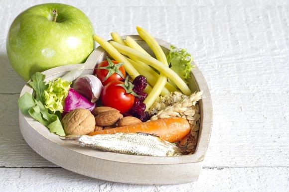 Chế độ ăn uống lành mạnh giúp phòng ngừa bệnh cơ tim phì đại