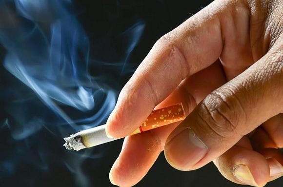 Có tiền sử hút thuốc lá