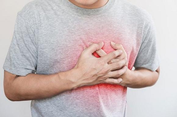 Đau ngực, khó thở triệu chứng ung thư phổi không phải tế bào nhỏ