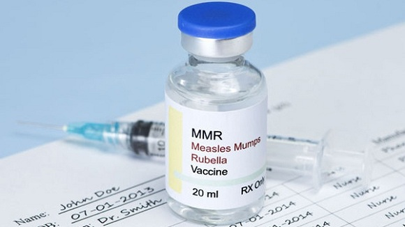 Nhận vắc-xin rubella phòng ngừa bệnh tim bẩm sinh