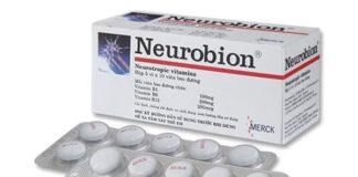Neurobion là thuốc gì? Giá bao nhiêu? Mua ở đâu?