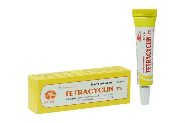 Thuốc mỡ Tetracyclin bôi hậu môn có hiệu quả và an toàn không?