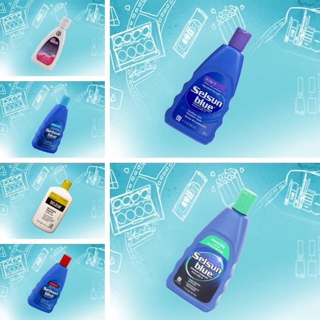 Top 10 loại dầu gội Selsun tốt nhất hiện nay
