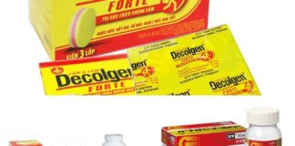Tổng hợp 5 thuốc trị cảm cúm hiệu quả được nhiều người tin dùng