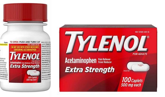 Thuoc Tylenol Acetaminophen cong dung va lieu dung1