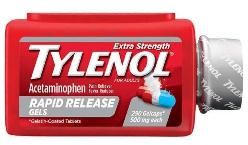 Thuoc Tylenol Acetaminophen cong dung va lieu dung2